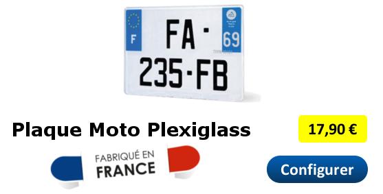 Plaque Immatriculation Aluminium Plaque Immatriculation plexiglass SIV  Plaque Immatriculation Moto d597ebbc78